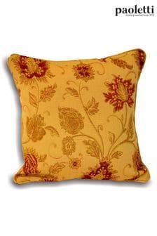 Riva Paoletti Gold Zurich Cushion