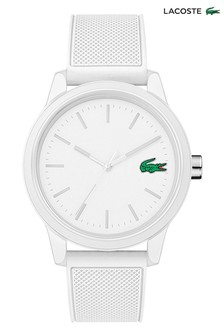 Lacoste 12.12 White Silicone Watch