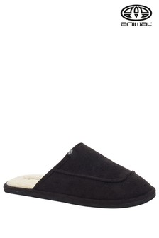 Chaussons Animal Halfpipe noirs