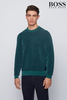 BOSS Green Kafurlio Knit Jumper