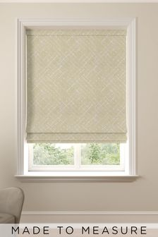 Arket Lined Made To Measure Roman Blind