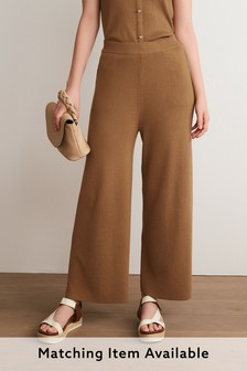 Co-ord Wide Leg Trousers
