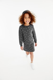 Daisy Skirt And Sweater Set (3-16yrs)