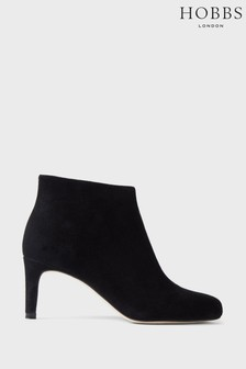 Hobbs Black Lizzie Ankle Boots