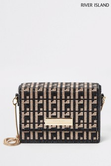 223f3ebc2e4 Buy Women's accessories Accessories Gold Gold Bags Bags Riverisland ...