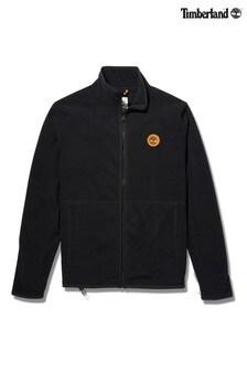 Timberland® Mix Media Full Zip Fleece Jacket