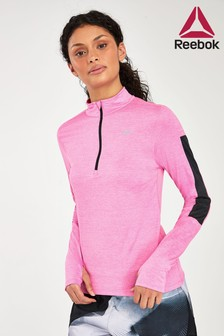 Reebok 1/4 Zip Running Top