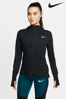 Nike Element Zip Through Running Hoody