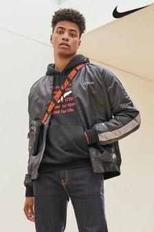 Nike Swoosh Reversible Bomber Jacket