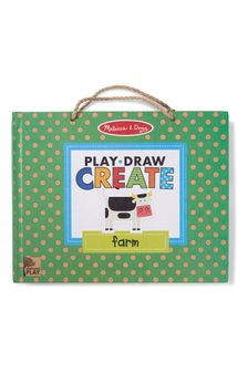 Melissa & Doug Magnetic Farm Kit