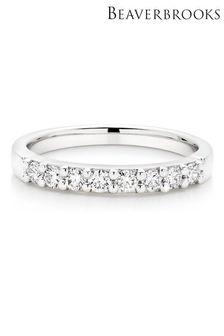 Beaverbrooks Platinum Wedding Ring