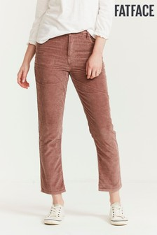 FatFace Pink Cord Chesham Trousers