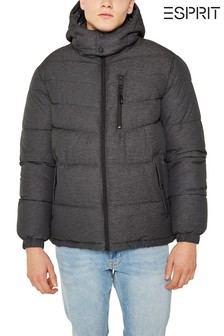 Esprit Grey Winter Padded Jacket