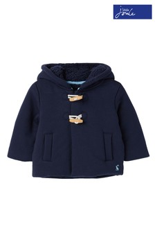 Joules Blue Duffle Coat