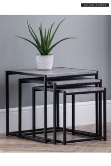 Staten Nest of Tables by Julian Bowen