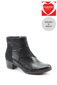 Heavenly Feet Imogen Ladies Ankle Boots