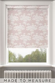 Gisela Shell Pink Made To Measure Roller Blind