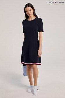 Tommy Hilfiger Blue Angela Cady Dress