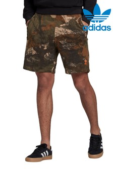 adidas Originals Camo Printed Shorts