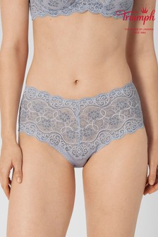 Triumph® Blue Amourette 300 Maxi Briefs