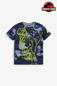 Koszulka z motywem Jurassic World (3-16 lat)