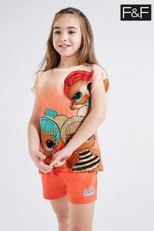 F&F L.O.L Doll Placement Pyjamas