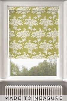 Gisela Grass Green Made To Measure Roller Blind