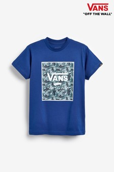 Vans Boys Print Box T-Shirt