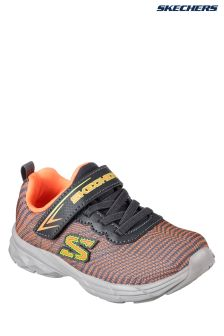 Skechers® Eclipsor Fit Lightwieght Sneaker mit Klettverschluss, orange