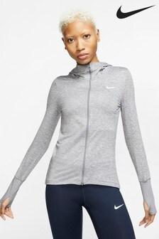 Nike Element Zip Through Running Hoody