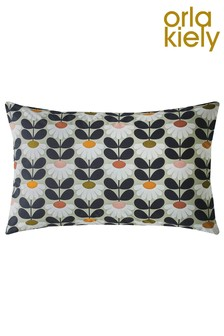 Set of 2 Orla Kiely Geo Wild Daisy Cotton Pillowcases