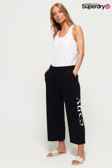 Superdry Edit Wide Leg Joggers