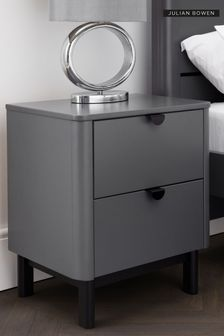 Chloe 2 Drawer Bedside by Julian Bowen