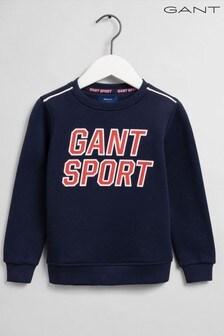 GANT Sport Crew-Neck Sweatshirt