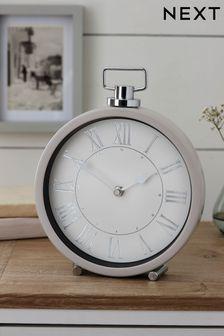 Pretty Vintage Mantle Clock