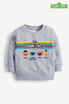 Bluza z okrągłym dekoltem Sesame Street (3m-cy-8lata)