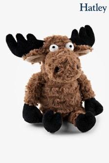 Hatley Brown Moose Plush Toy
