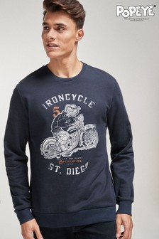 Licence Sweatshirt