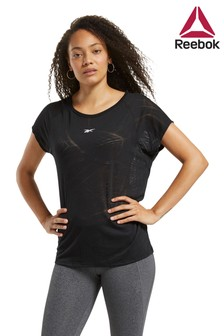 Reebok Tech Style Burnout T-Shirt
