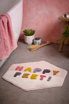 Happy Feet Bath Mat