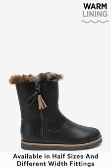 Thinsulate Warm Lined Boots