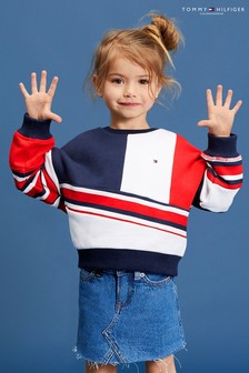 Tommy Hilfiger 1985 Colourblock Sweatshirt