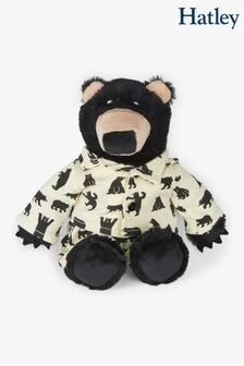 Hatley Natural Cozy Pyjamas Bear Plush Toy
