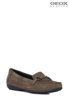 Geox Women's Annytah Brown Shoe