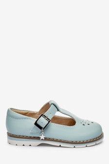 Star Charm T-Bar Shoes