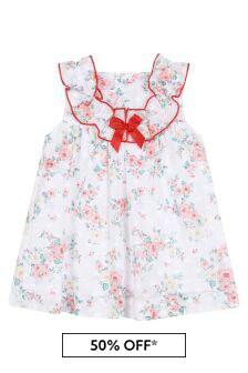 Miranda Baby Girls Pink Dress