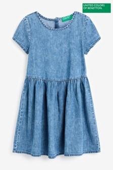 Benetton Blue Dress
