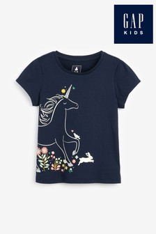 Gap Unicorn Graphic T-Shirt