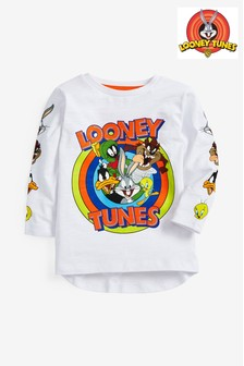 Looney Tunes Long Sleeve T-Shirt (3mths-8yrs)