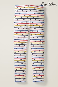 Mini Boden Multi Fun Leggings